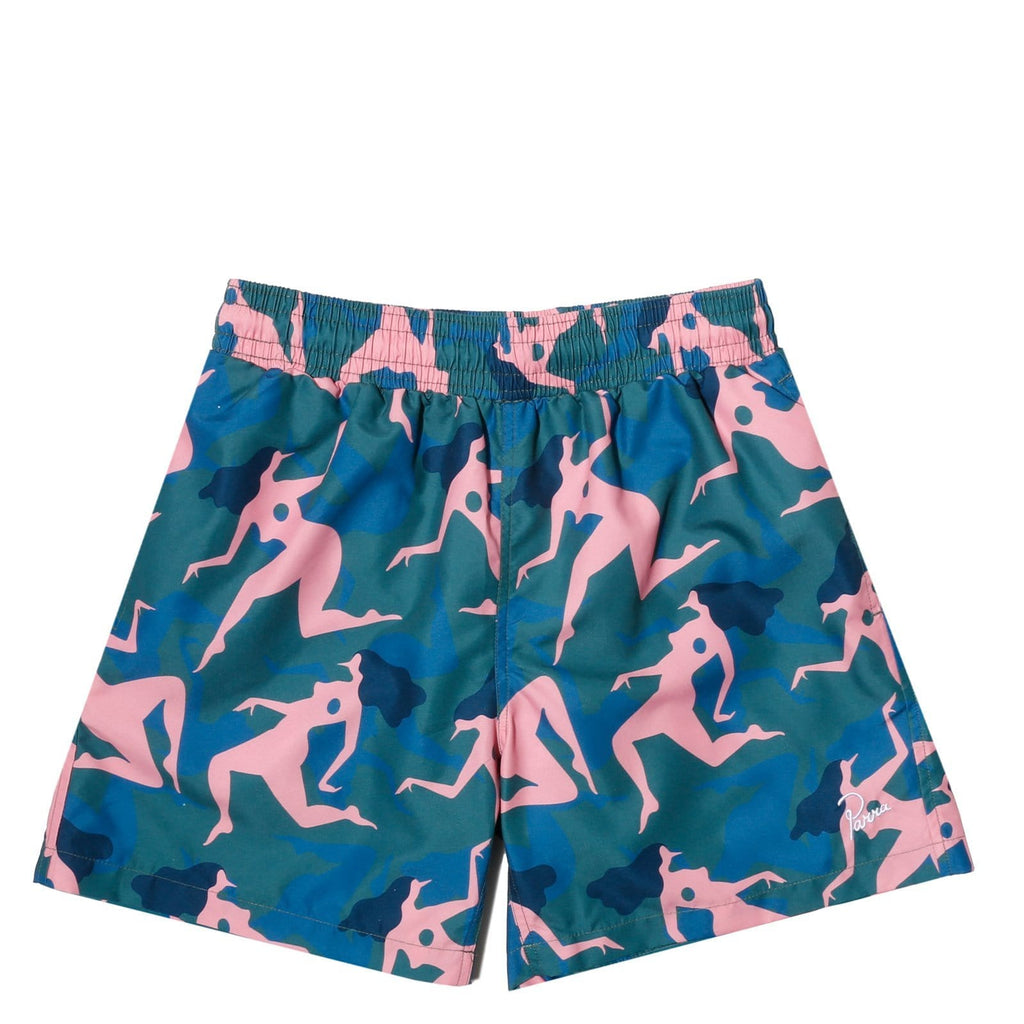 By Parra SUMMER SHORTS MUSICAL CHAIRS Green