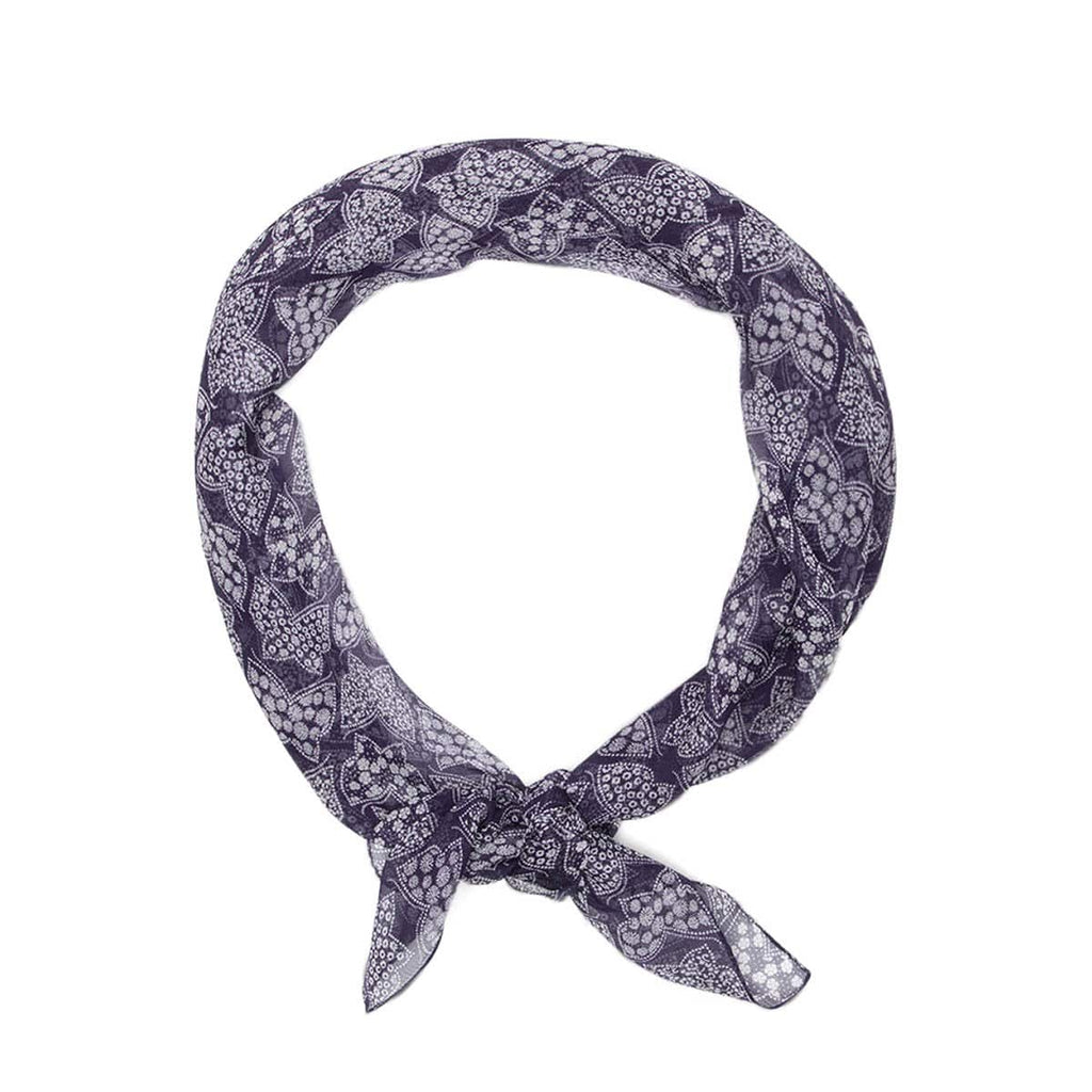 Needles Headwear PURPLE / O/S SCARF