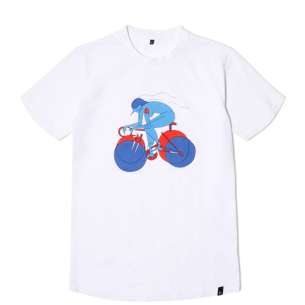 By Parra BREAK AWAY GIRL White