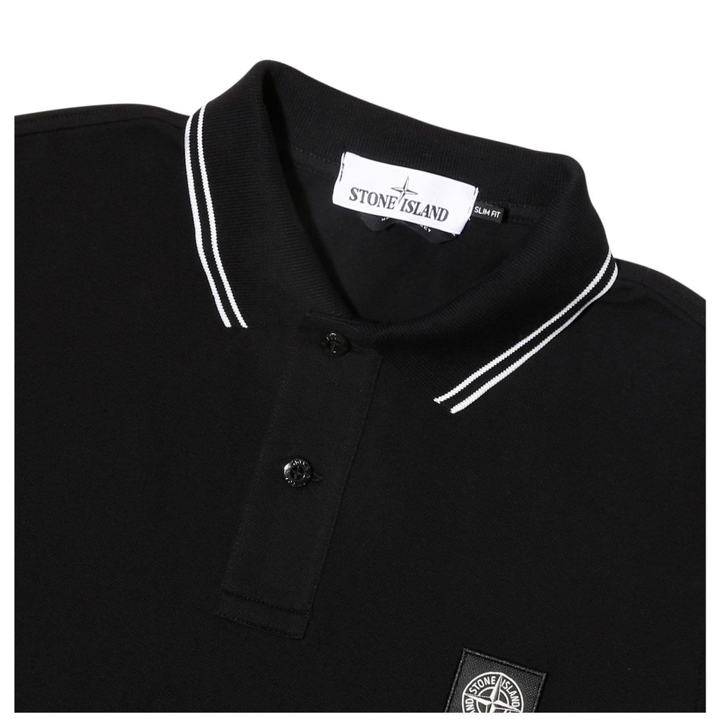 Stone Island POLO SHIRT 69152SS18 Black