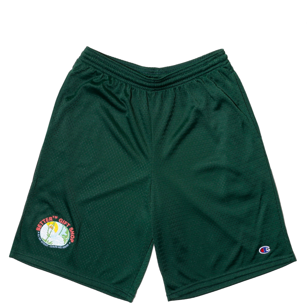 BetterTM RESORT SHORTS Forest Green