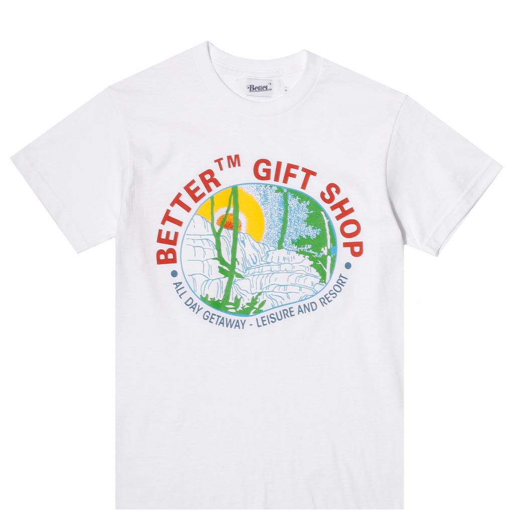 Better tm BETTER RESORT TEE White