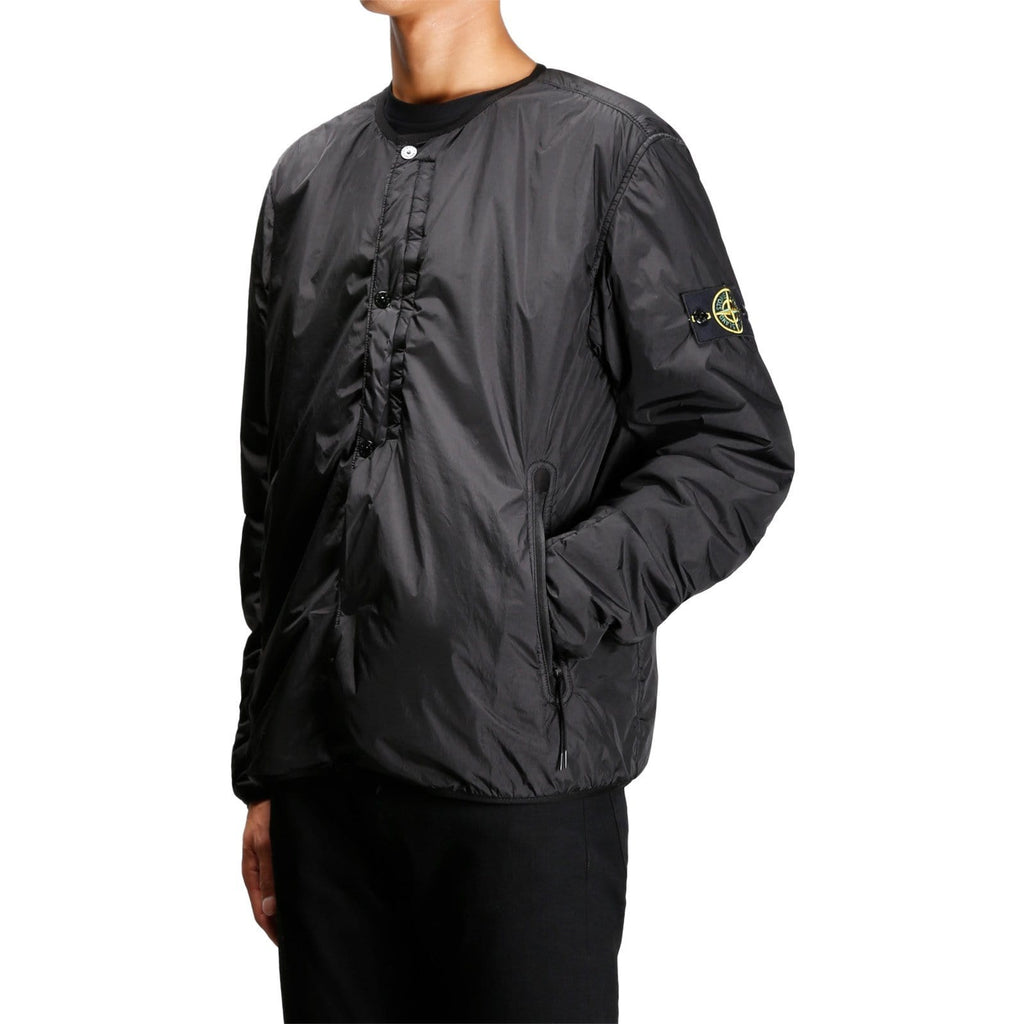 Stone Island LIGHT OVERCOAT 6915Q0423 Black