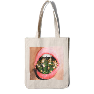 Pleasures Bags & Accessories NATURAL / O/S PRICK TOTE BAG