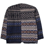 Load image into Gallery viewer, Garbstore Knitwear THE ENGLISH DIFFERENCE FAIR ISLE KIMONO