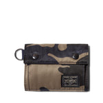 Load image into Gallery viewer, Porter Yoshida Bags & Accessories WOODLAND KHAKI / O/S WALLET
