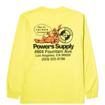 Load image into Gallery viewer, POWERS T-Shirts POWERS SHOP LS TEE