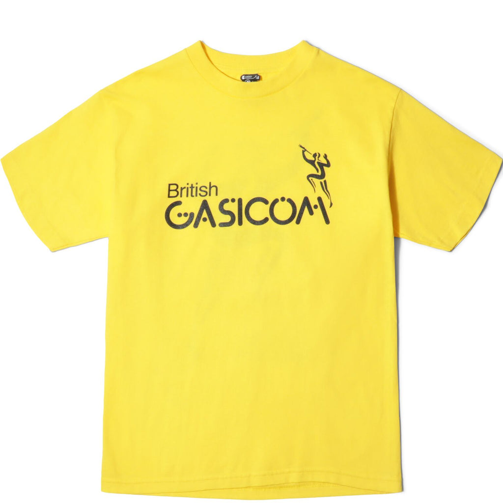 Gasius BRITISH GASICOM (YELLOW)