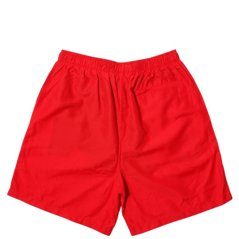 CHILL WAVE SWIM TRUNKS Red/White