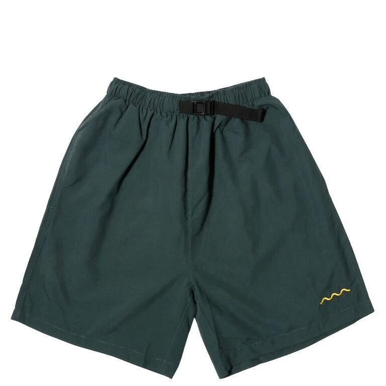he Good Company CHILL WAVE SWIM TRUNKS Green/Lime