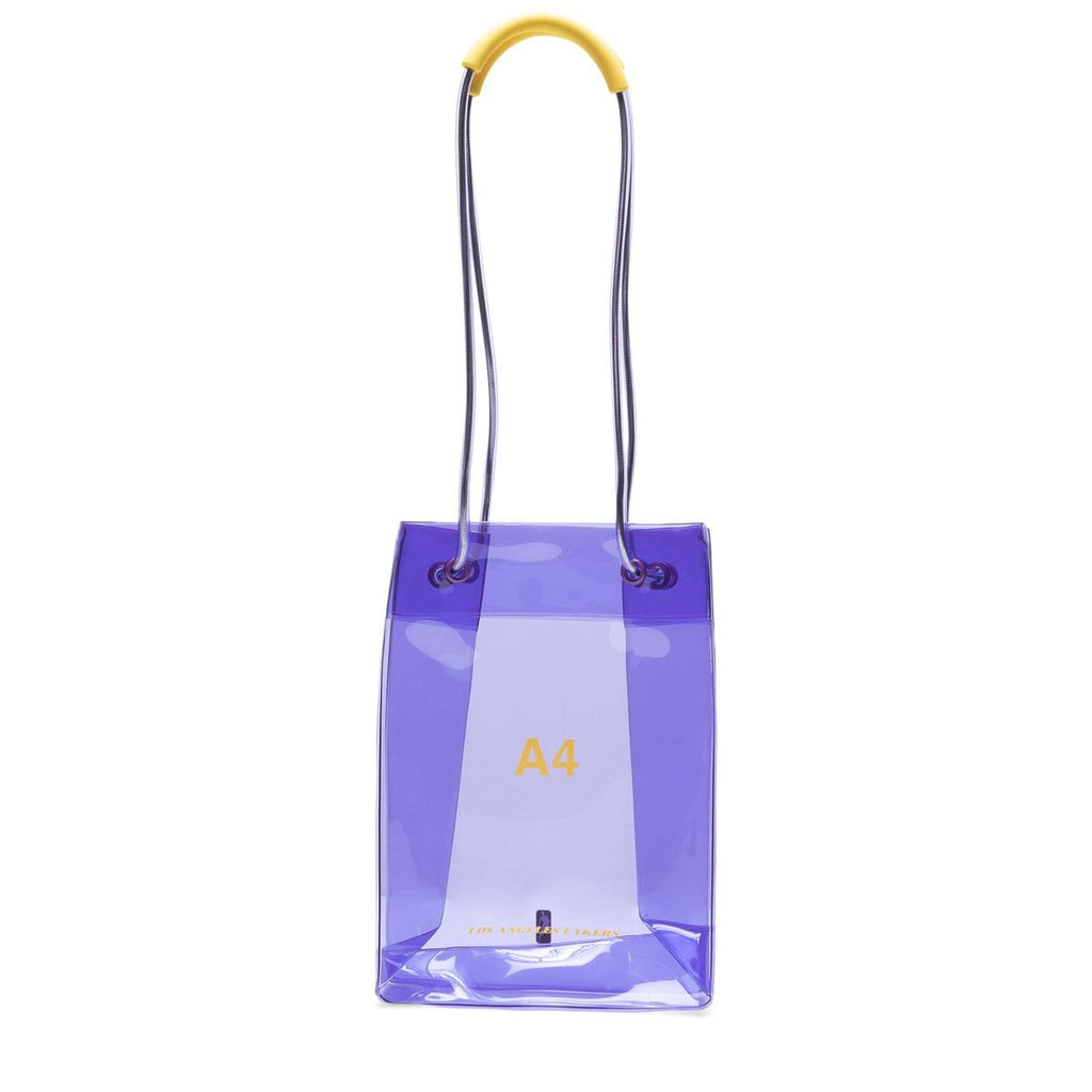 nana-nana Bags & Accessories LAKERS / O/S A4 PVC - LA LAKERS
