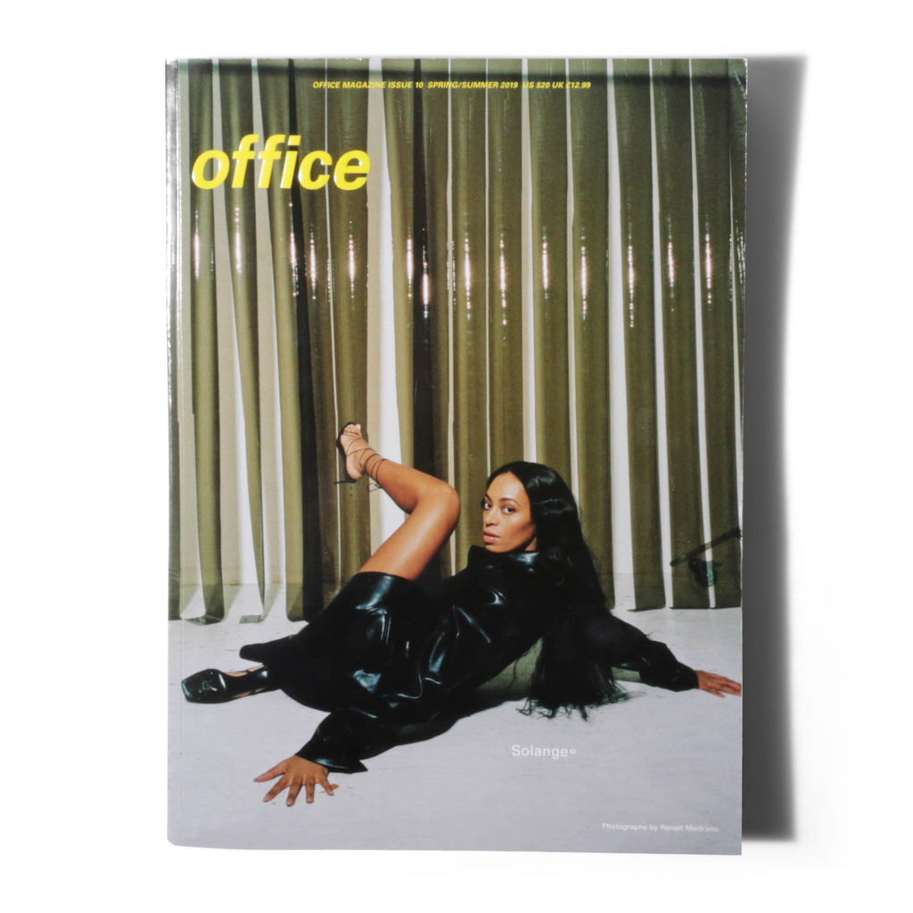New Distribution Books O/S OFFICE MAGAZINE ISSUE #10