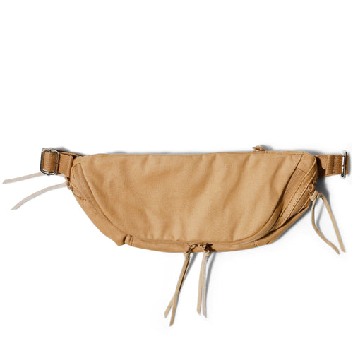 f1a2eabdcf4e6 HUNTER WAIST BAG COTTON CANVAS Beige – Bodega
