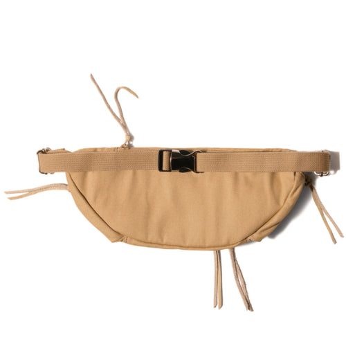 4690cef6fc5ae HUNTER WAIST BAG COTTON CANVAS