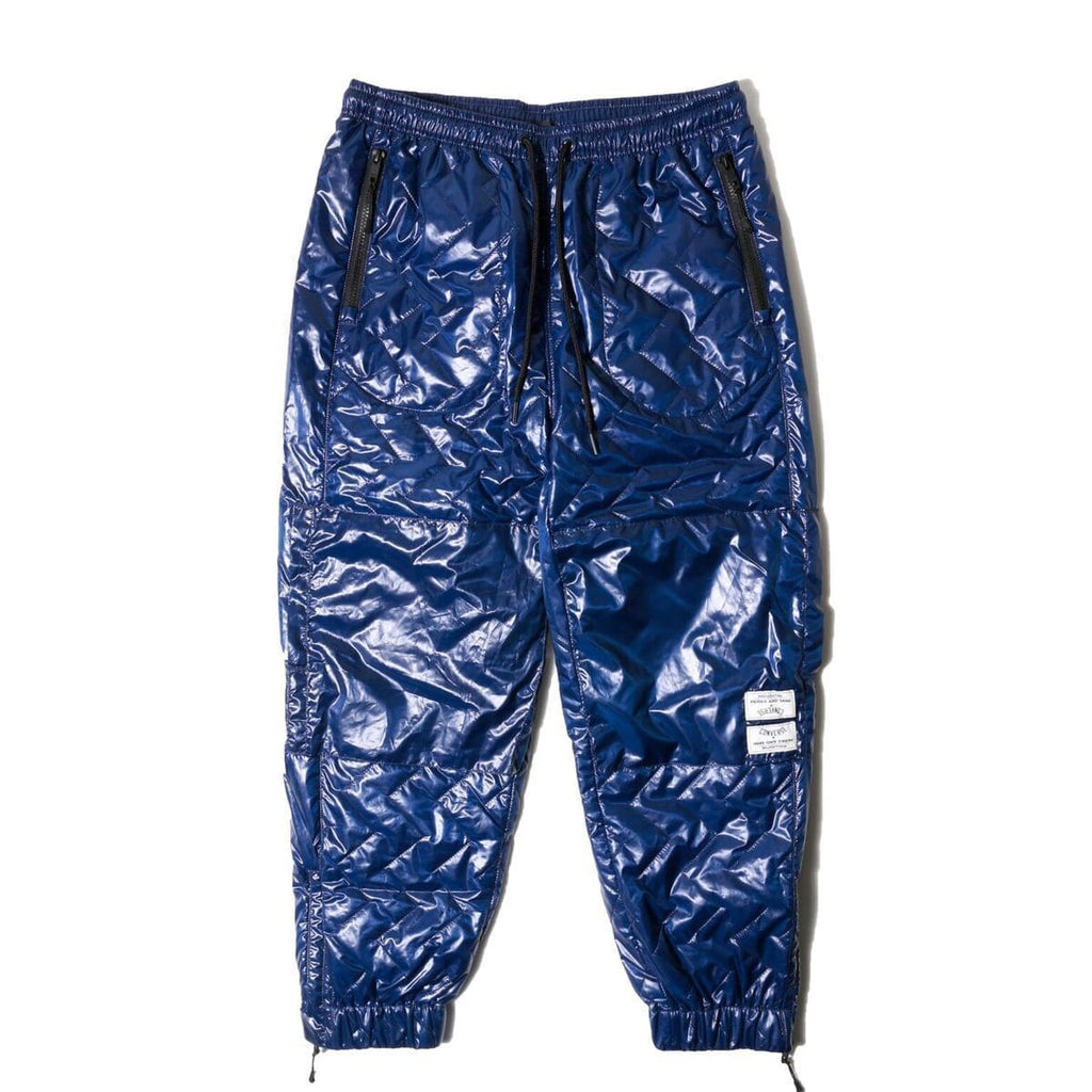 x P.A.M. QUILTED CARGO PANT