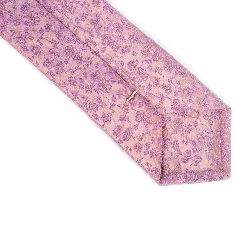 Golden Youth Silk Necktie