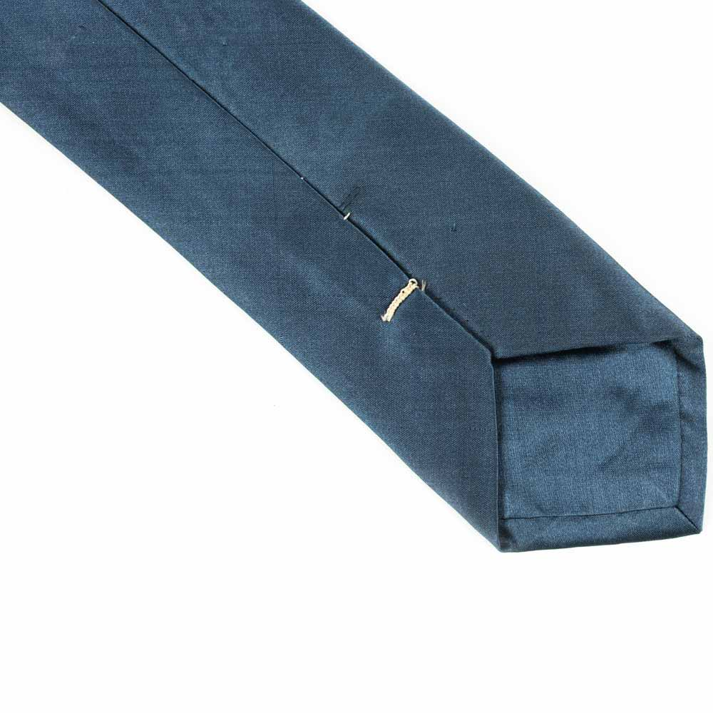 Midnight Moon Silk Necktie