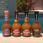 Bunsters Hot Sauces at BLONDE CHILLI