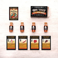 MARVLING BROS. Horror Mix: World's Hottest Chilli Powders