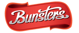 Bunsters Posh BBQ Hot Sauce Logo at BLONDE CHILLI