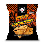 Chilli Seed Bank BBQ Habanero Corn Chips at BLONDE CHILLI