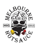 MELBOURNE HOT SAUCE Reaper Whisky BBQ