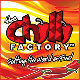 THE CHILLI FACTORY Turbo Supercharge Extreme Hot Habanero Paste