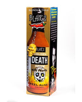 Blair's Golden Death Sauce at BLONDE CHILLI (Australia)
