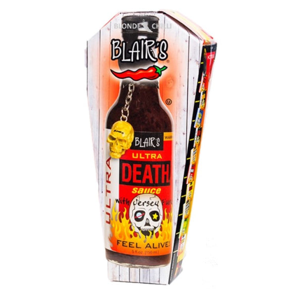 Blair's Ultra Death Sauce at BLONDE CHILLI (Australia)