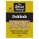 The Spice Factory Dukkah. Buy it at Blonde Chilli, Australia.