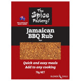 The Spice Factory Jamaican BBQ Rub. Buy it at Blonde Chilli, Australia.