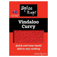 The Spice Factory Vindaloo Curry. Buy it at Blonde Chilli, Australia.