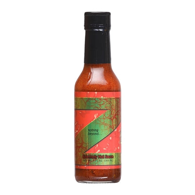 Cajohns Z Nothing Beyond Hot Sauce for Blonde Chilli Australia.