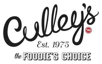 Culley's Logo - Culley's Hot Sauces are available in Australia exclusively through Blonde Chilli