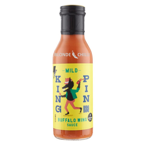Culley's Mild Buffalo Wing Sauce for Blonde Chilli, Australia.