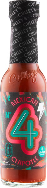 Culley's No 4 Mexican Chipotle Hot Sauce is available at Blonde Chilli, Australia