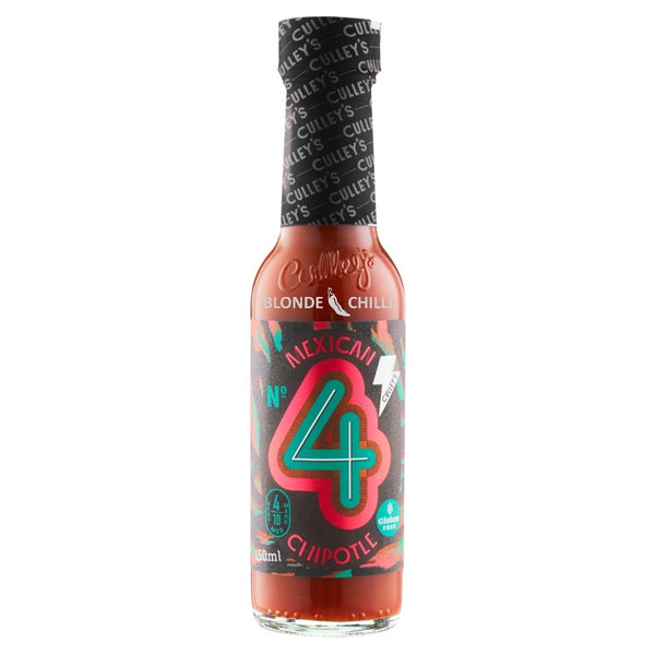 Culley's No 4 - Mexican Chipotle Hot Sauce