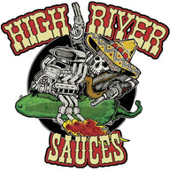High River Sauces Foo Foo Mama Choo