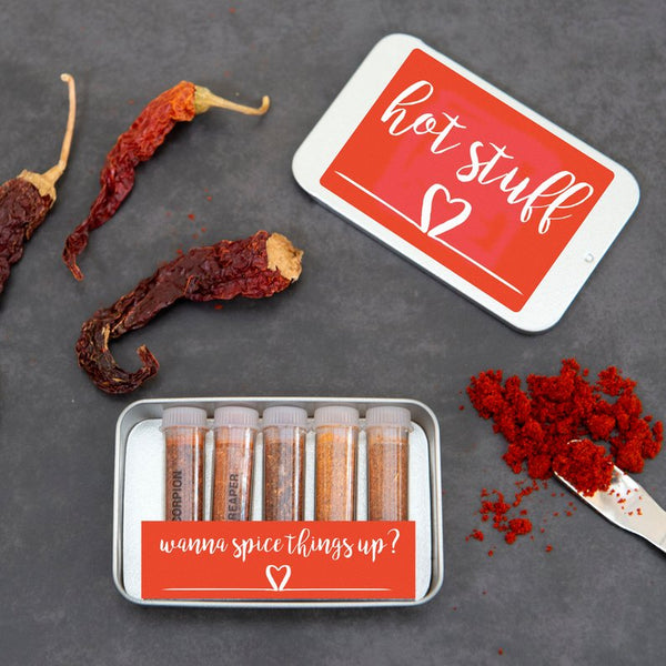 MARVLING BROS. Hot Stuff Gift Set