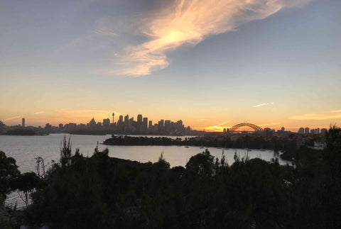 View from Taronga Park Zoo, Sydney