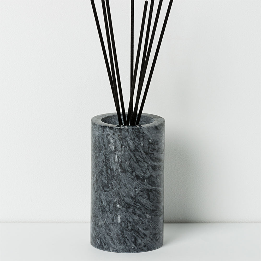 luxury black marble diffuser