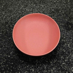 Bamboo bowl watermelon