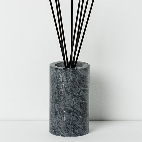 Candle and Diffuser - Luxury Black Marble