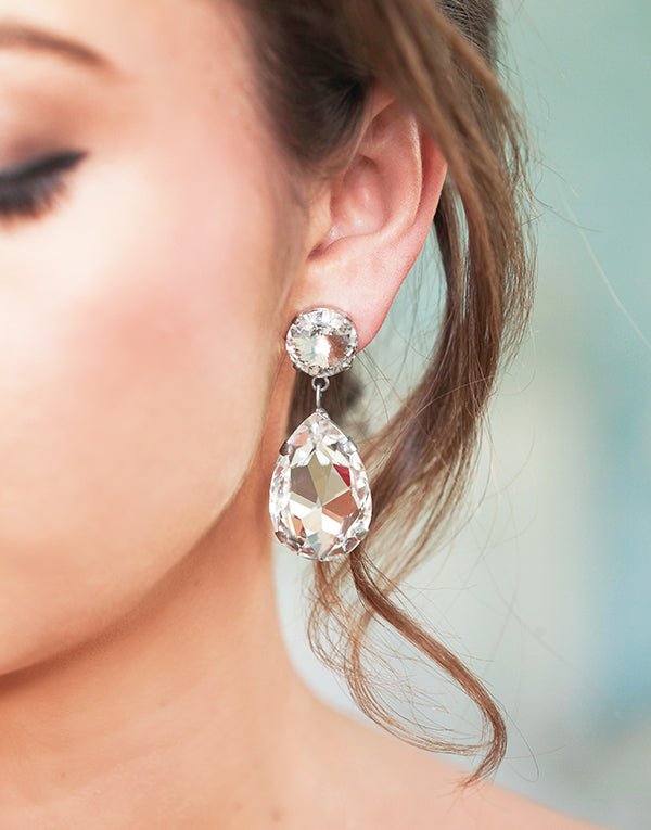 Rosanna Swarovski Earrings