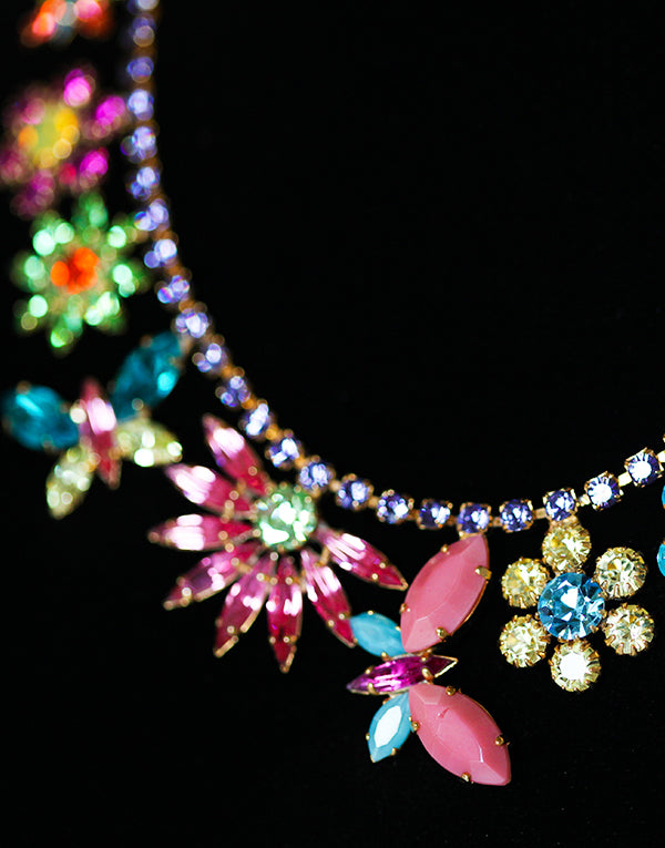 Anna Crystal Swarovski Necklace