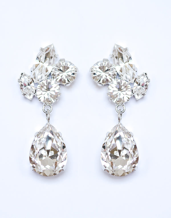 Elizabeth Swarovski Earrings