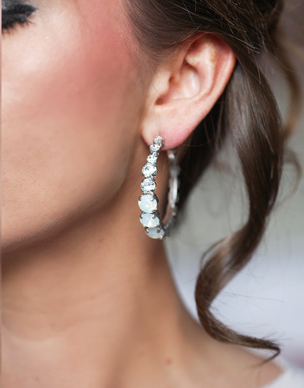 Cornelia Swarovski Earrings