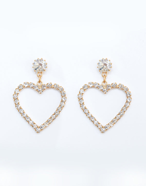 Victoria Swarovski Earrings