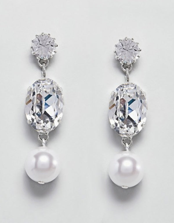 Isabella Swarovski Earrings