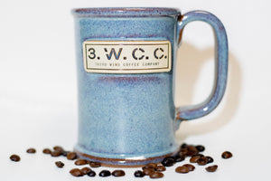 Tall Limited Edition Blue Mug